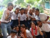子供たちの素晴らしい笑顔