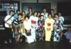 浴衣で盆踊り(2002年)