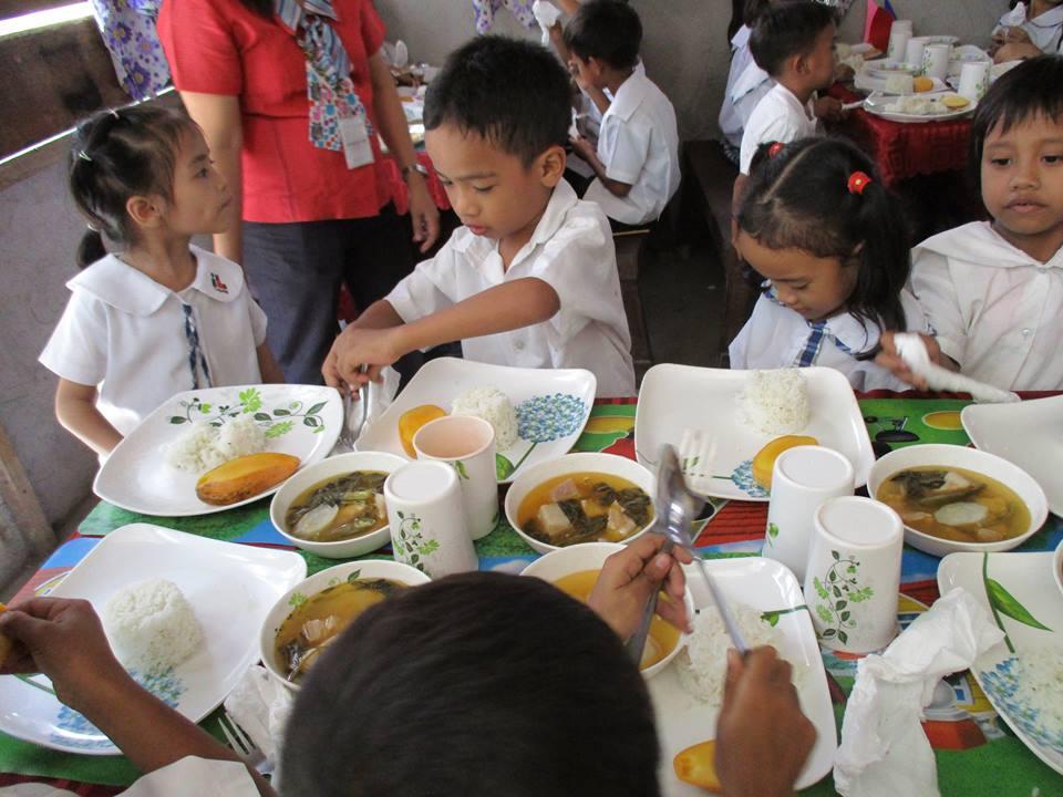栄養障害児救済事業のイメージ
