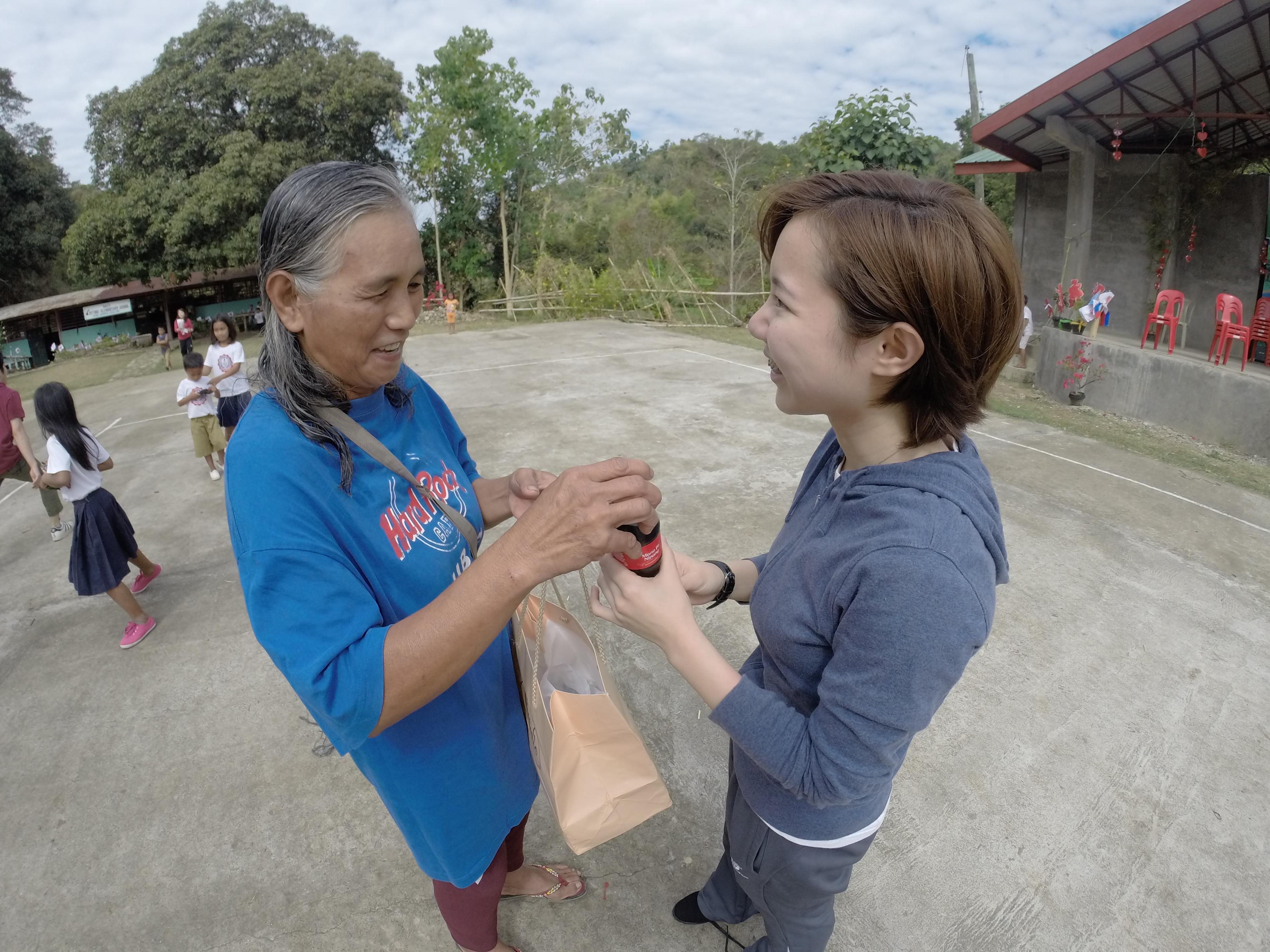 Project 2. ボランティア派遣事業のイメージ