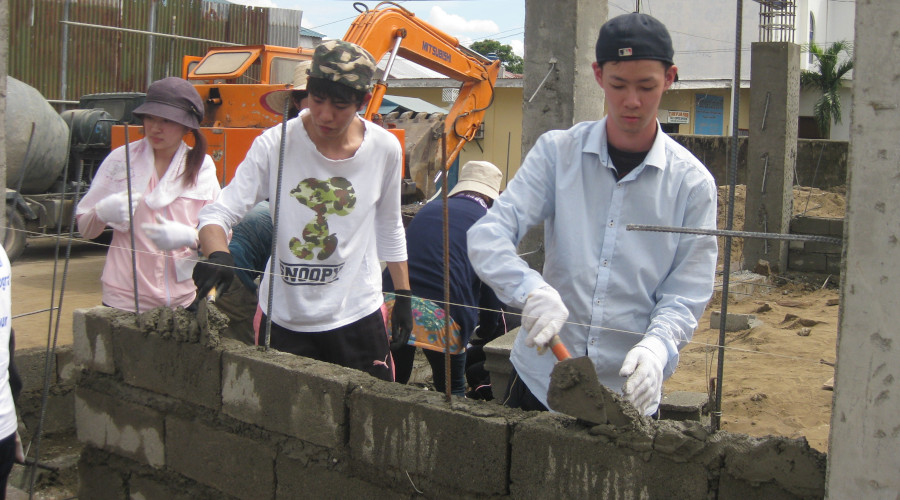 学校建設事業のイメージ