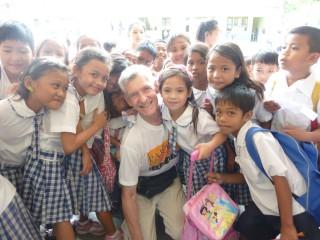 シーランド神父と子供たち